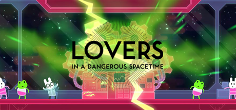 Lovers in a Dangerous Spacetime 05