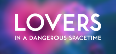 Lovers in a Dangerous Spacetime 01 blurred