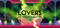 Lovers in a Dangerous Spacetime 05