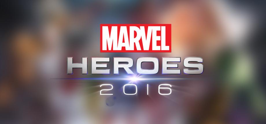 Marvel Heroes 04 HD blurred