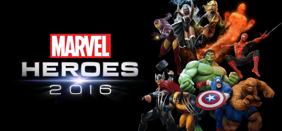 Marvel Heroes 16 HD