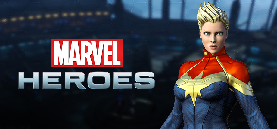 Marvel Heroes 22 HD
