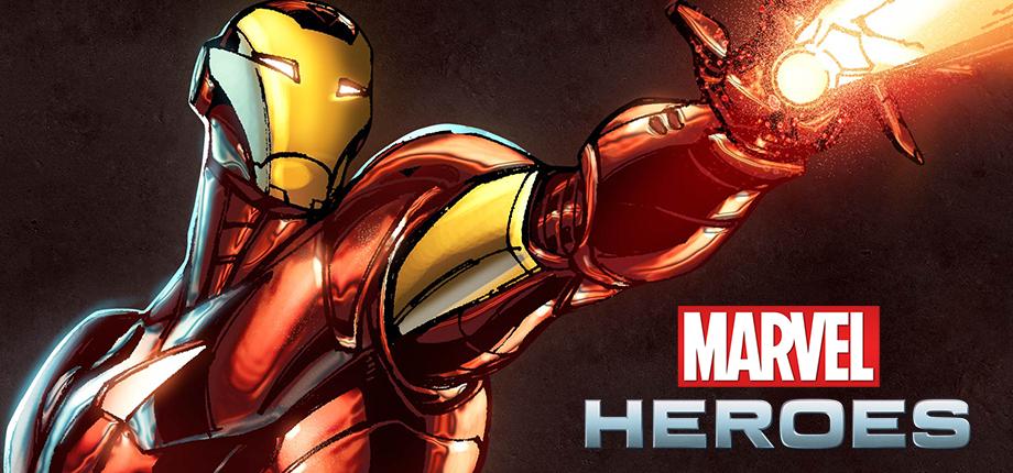 Marvel Heroes 24 HD