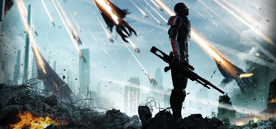 Mass Effect 3 10 HD textless
