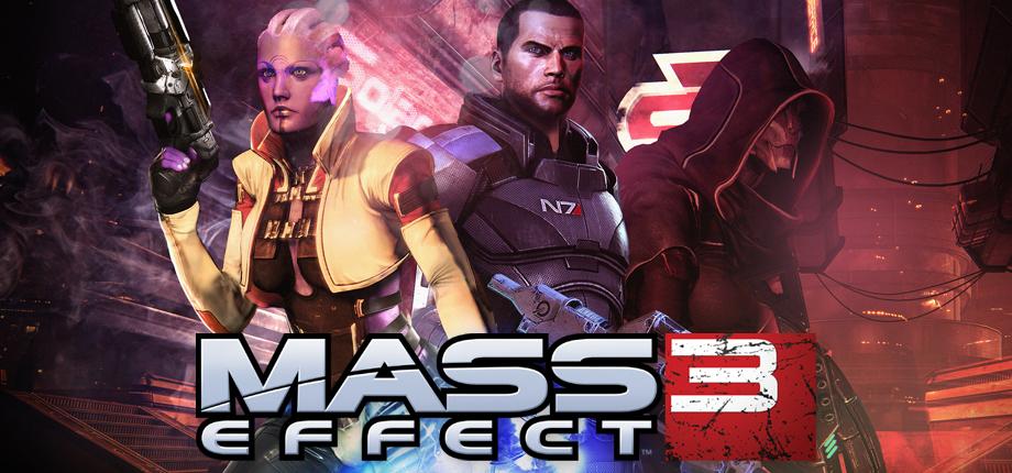 Mass Effect 3 12 HD