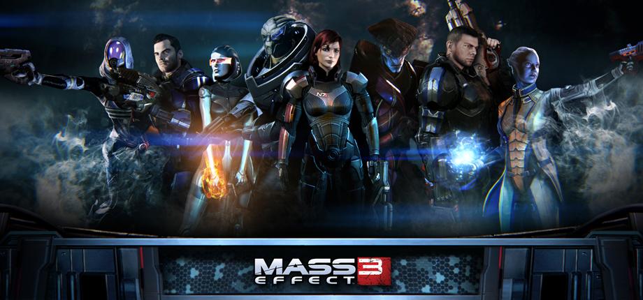 Mass Effect 3 16 HD