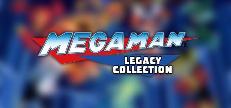 Mega Man Legacy Collection 03 blurred