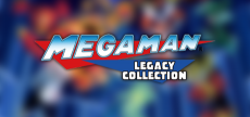 Mega Man Legacy Collection 03 blurred