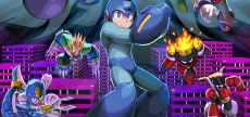 Mega Man Legacy Collection 2 02 HD textless