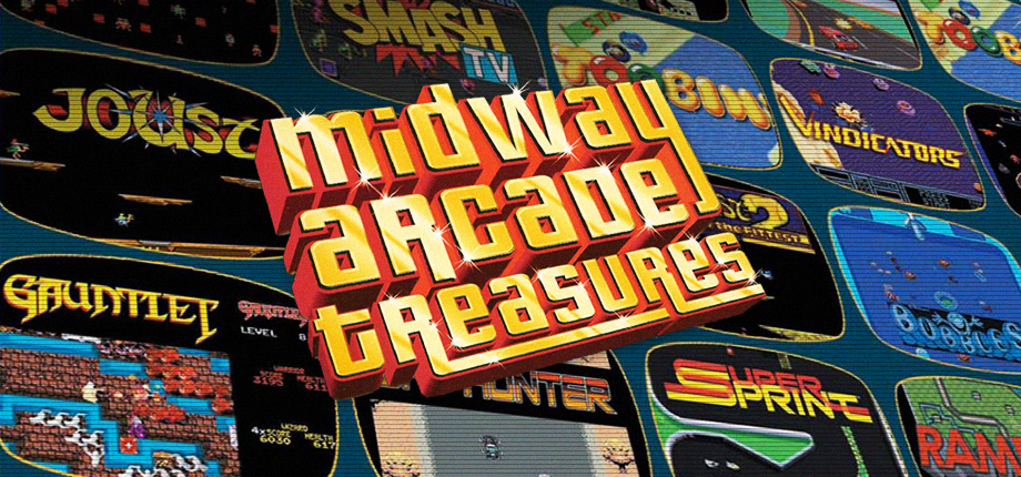 Midway Arcade Treasures 01 HD