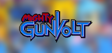 Mighty Gunvolt 04 blurred