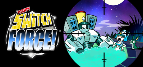 Mighty Switch Force 08