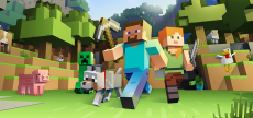 Minecraft 02 HD textless