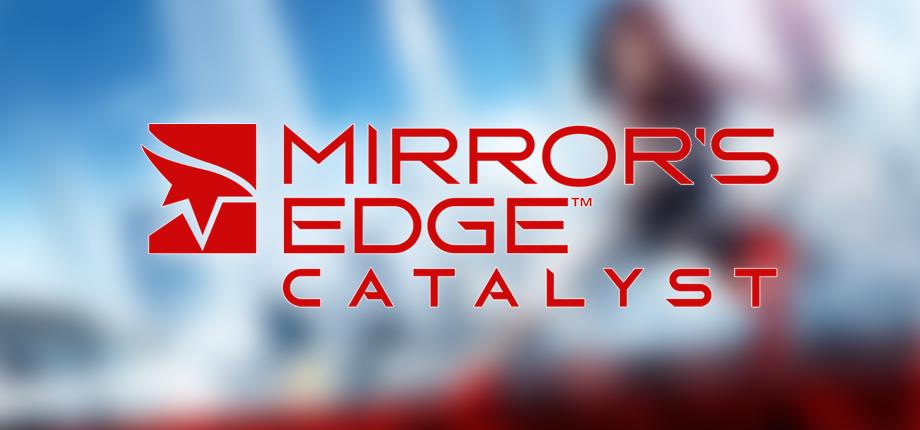 Mirror's Edge Catalyst 03 HD blurred