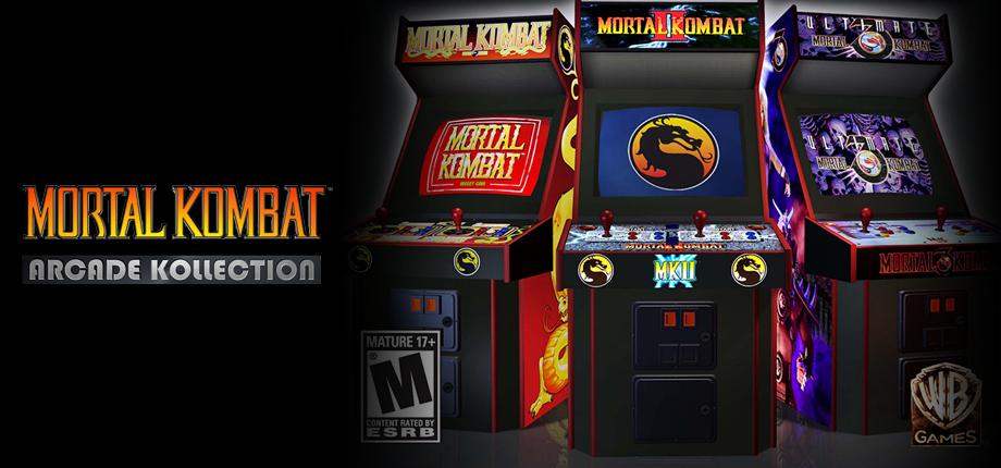 Mortal Kombat Kollection 05 HD