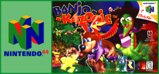 N64 - Banjo Kazooie