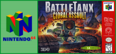 N64 - Battletanx Global Assault