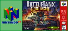 N64 - Battletanx Global Assault
