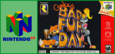 N64 - Conker's Bad Fur Day