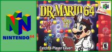 N64 - Dr Mario 64