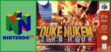 N64 - Duke Nukem Zero Hour