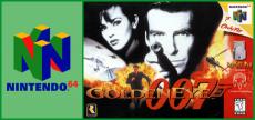 N64 - Goldeneye 64