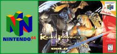 N64 - Killer Instinct