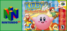 N64 - Kirby 64 - The Crystal Shards