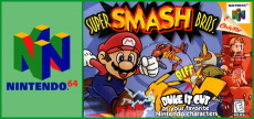 N64 - Super Smash Bros