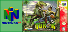N64 - Turok Dinosaur Hunter