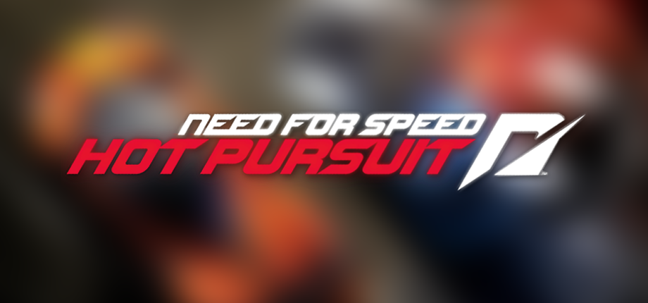 NFS Hot Pursuit 03 HD blurred