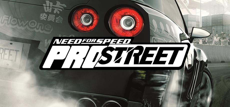 Need For Speed ProStreet 01 HD