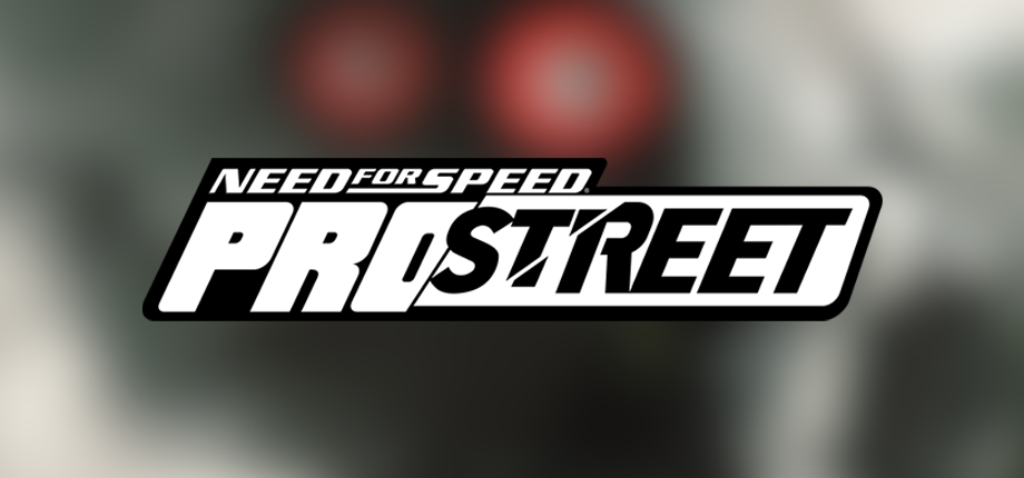 Need For Speed ProStreet 03 HD blurred