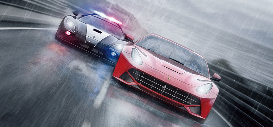 Need For Speed Rivals 02 HD textless