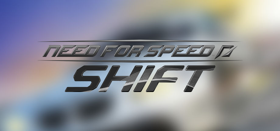 Need For Speed Shift 03 HD blurred