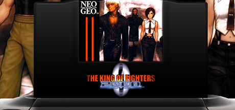 NGHB - King of Fighters 2000 01