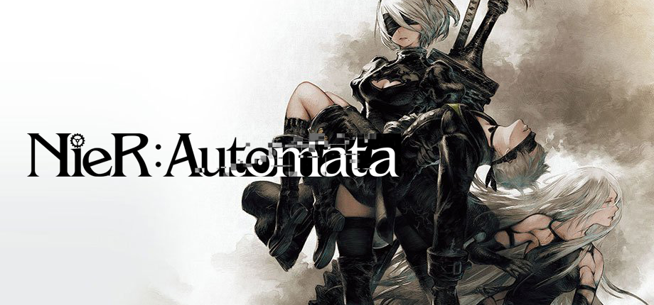 Nier Automata 01 HD