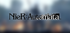 Nier Automata 10 HD blurred
