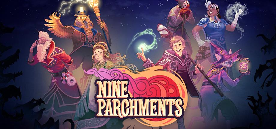 Nine Parchments 01 HD