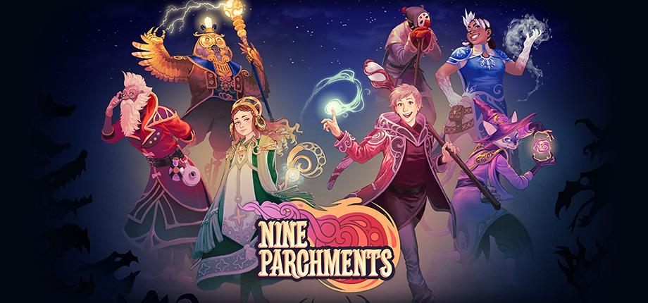 Nine Parchments 02 HD