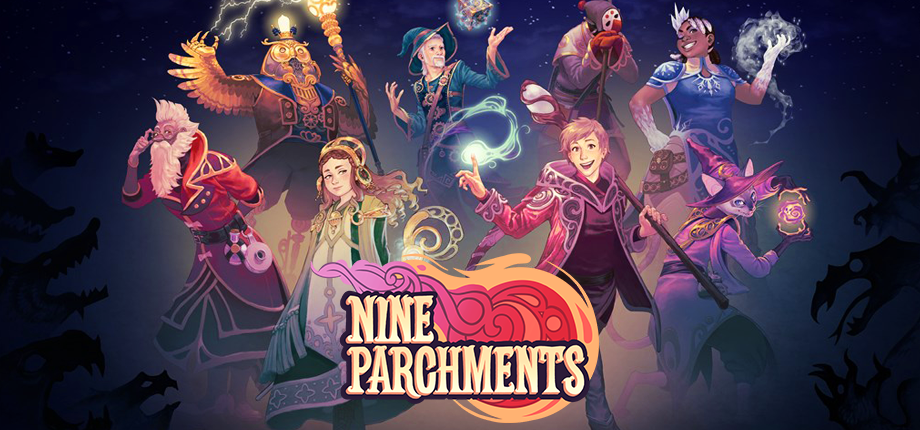 Nine Parchments 03 HD