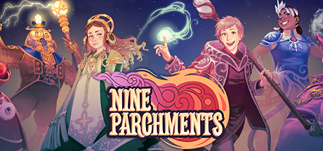 Nine Parchments 10