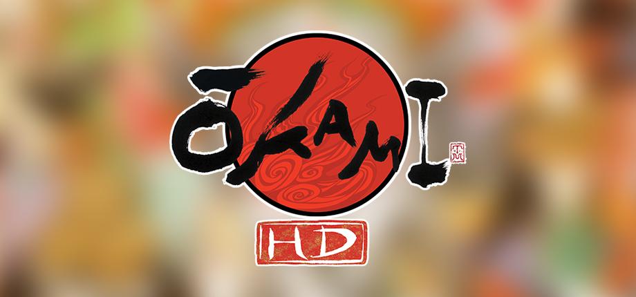 Okami HD 06 HD blurred