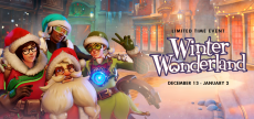 Overwatch 71 HD Winter Wonderland