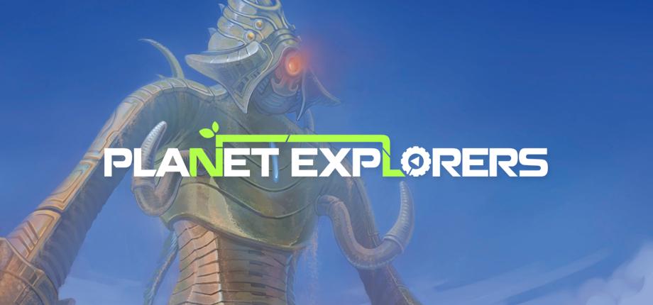 Planet Explorers 08 HD