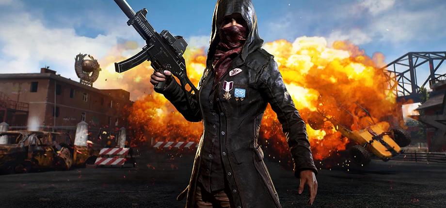 PlayerUnknown's Battlegrounds 14 HD textless