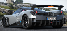 Project Cars Pagani Edition 06 HD textless