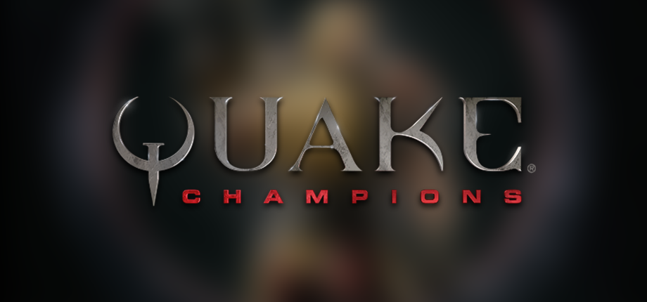 Quake Champions 03 HD blurred