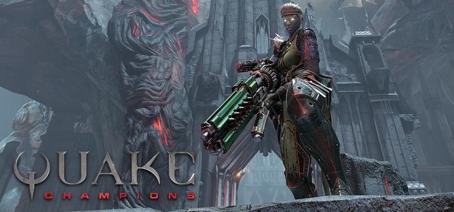 Quake Champions 18 HD