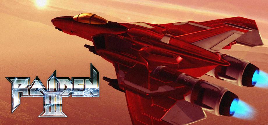 Raiden III 08 HD